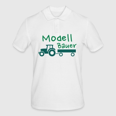 Model builder - model builder - Men's Polo Shirt