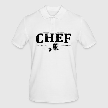 chef - Polo Homme