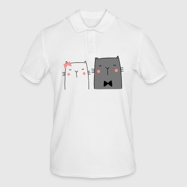 Chats Couple Couple Couple Mariage Couple Mariage - Polo Homme