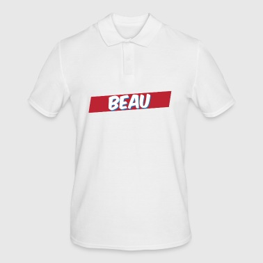 BEAUTIFUL - Men's Polo Shirt