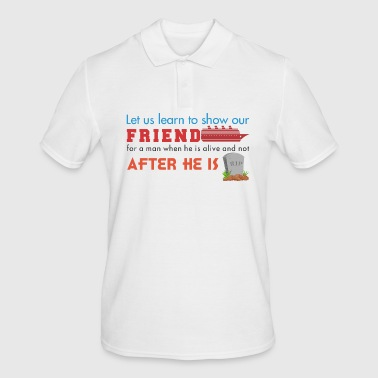 FRIENDS - Men's Polo Shirt
