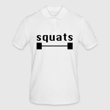 squats - Polo Homme