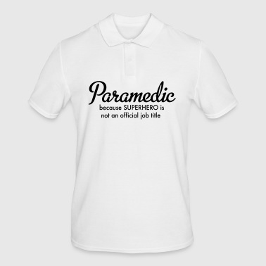 paramedic - Men's Polo Shirt