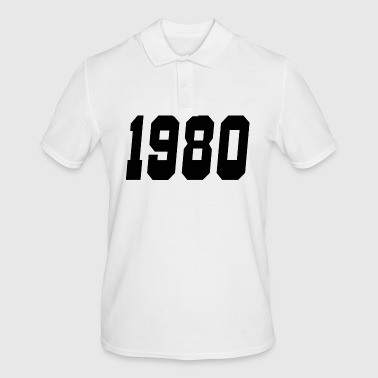 1980 - Men's Polo Shirt