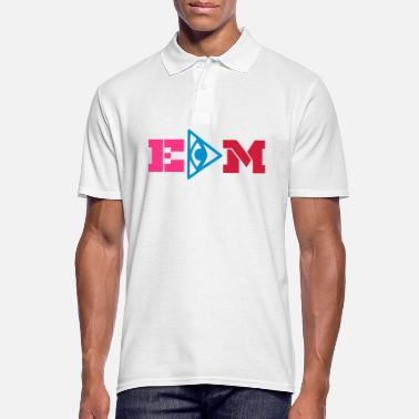 Edm edm - Men's Polo Shirt