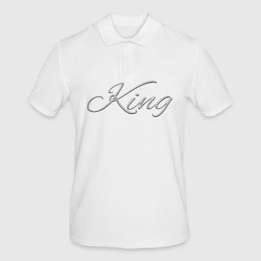 King & Queen - Polo Homme