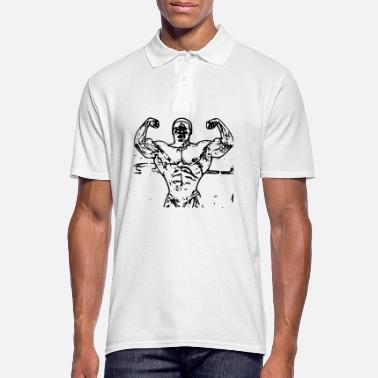 Muscle Muscle - Men's Polo Shirt