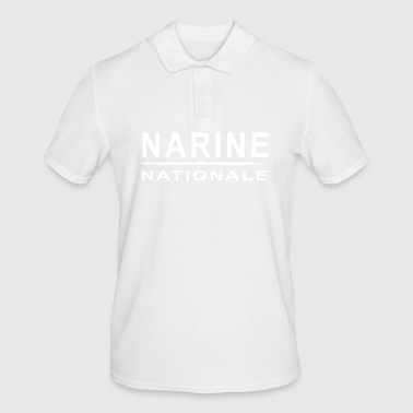 Narine Nationale - Polo Homme