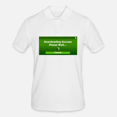 Download downloading - Men's Polo Shirt