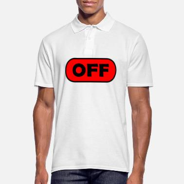 Off off / off - Men's Polo Shirt