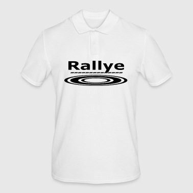 Rally Rally Around - Men's Polo Shirt
