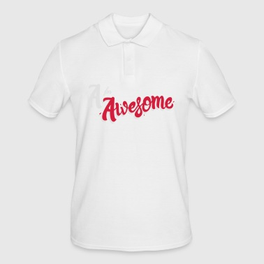 Un pour Awesome - Polo Homme