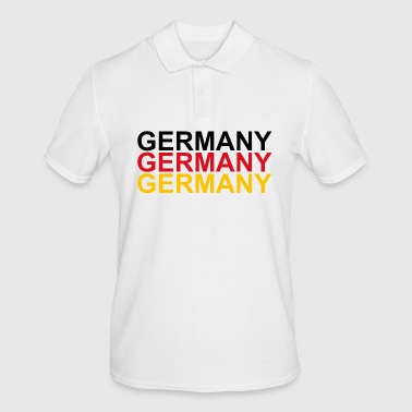 German flag - Men's Polo Shirt