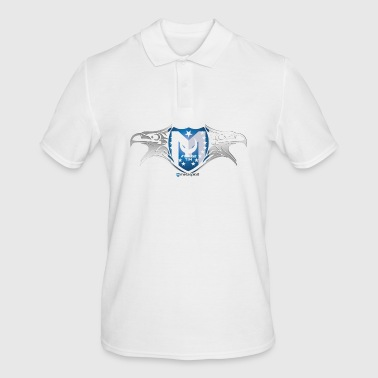 Hack metasploit hacke - Men's Polo Shirt
