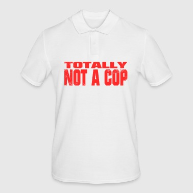 Not A Cop Absolutely no cop - Men's Polo Shirt