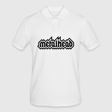 metalhead - Men's Polo Shirt