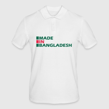 Made in Bangladesh - Men's Polo Shirt