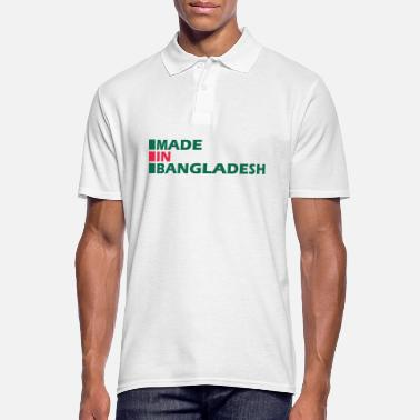 Bangladesh Made in Bangladesh - Men's Polo Shirt