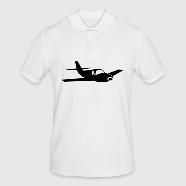 plane - Men's Polo Shirt