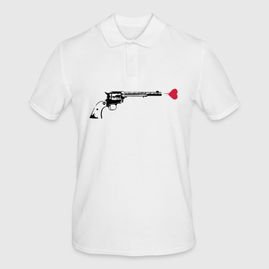 LOVE GUN | Street art - Polo Homme