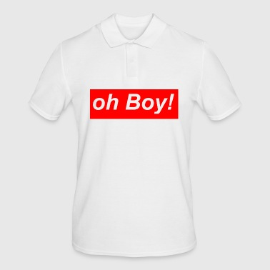 Oh Boy - Polo da uomo