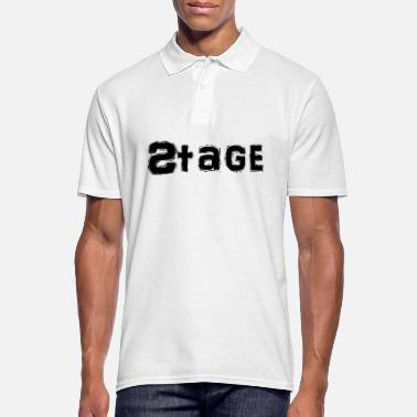 Stage Stage - Men's Polo Shirt