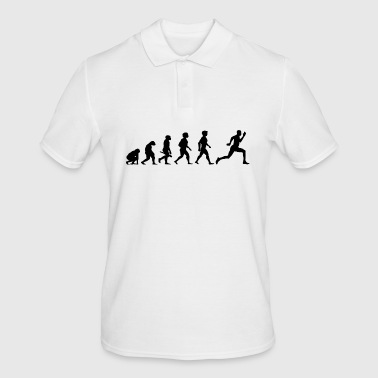 Evolution Sprinter Jogging Running Workout - Polo hombre