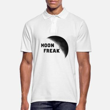 Freak Moon Freak ... Moon Freak - Mannen poloshirt