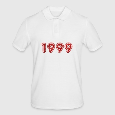 Nineties 1999 - Men's Polo Shirt
