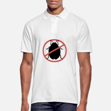 Travel No Bed Bugs | Bed bugs banned bed bug travel - Men's Polo Shirt