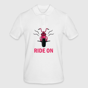 Ride on - Men's Polo Shirt