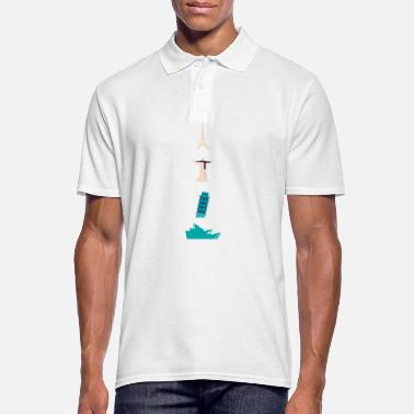 Attractive Attractions - Men's Polo Shirt