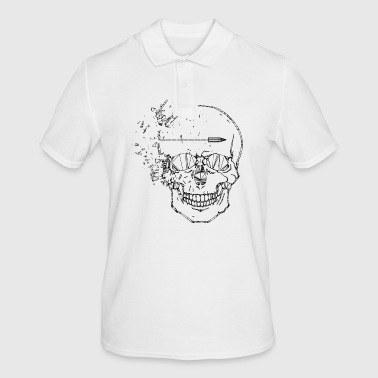 Head Shot Shot head - Men's Polo Shirt
