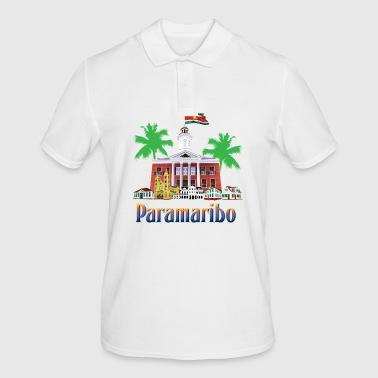 bâtiments Paramaribo - Polo Homme