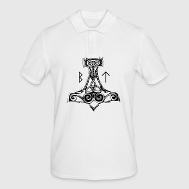 Thor's Hammer - Men's Polo Shirt