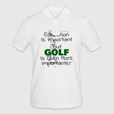 Funny Golf Quotes - Men's Polo Shirt