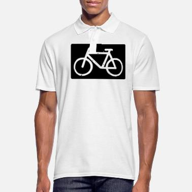 Bicycle Bicycle bicycle bicycle - Men's Polo Shirt