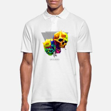 Collections skulls - Polo hombre