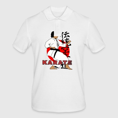 Tradition TRADITIONAL KARATE - Men's Polo Shirt