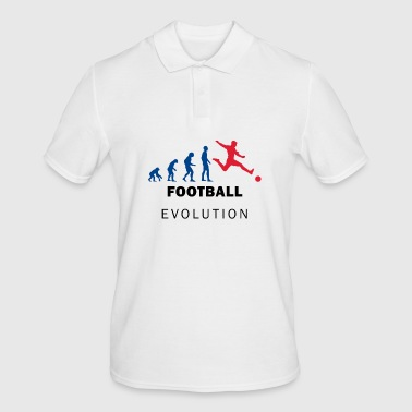 Darwin Evolution Football - Polo Homme
