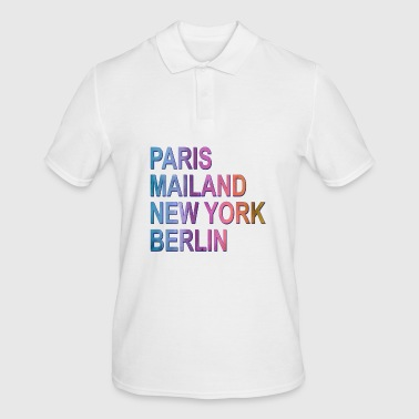 Berlin - Men's Polo Shirt