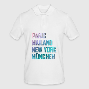 Munich - Polo Homme