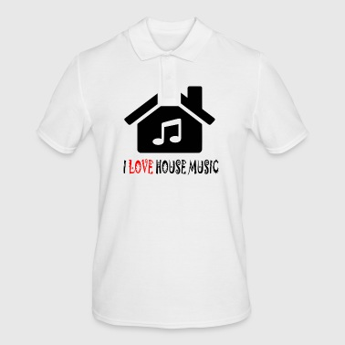 Camicia Party House House House - Polo da uomo
