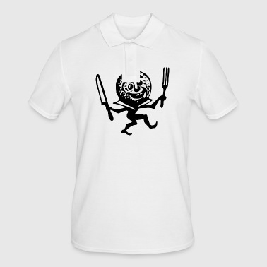 Hunger :) - Men's Polo Shirt