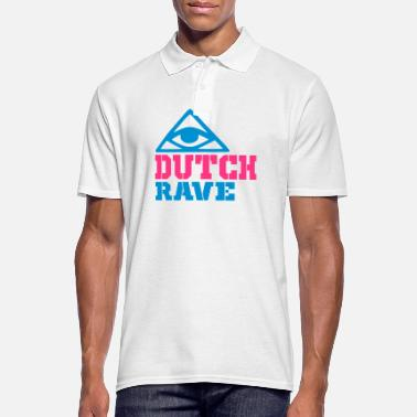 Dutch dutch rave - Men's Polo Shirt