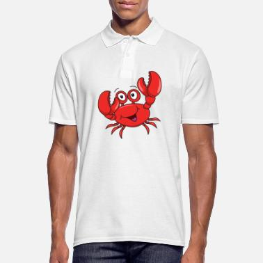 Crabe Crabe du Cancer - Polo Homme