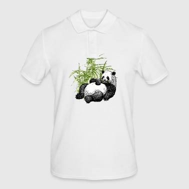 Panda_TS - Men's Polo Shirt
