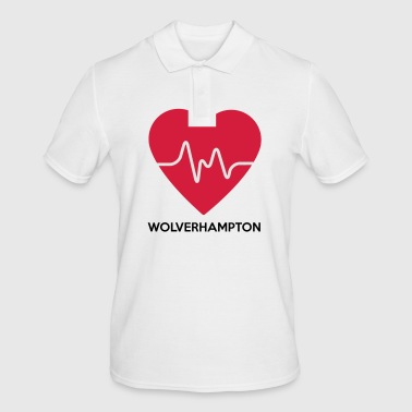 heart Wolverhampton - Men's Polo Shirt