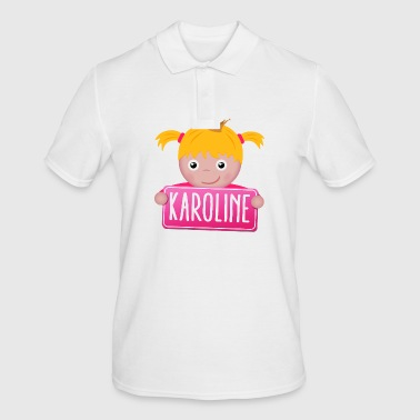 Little Princess Karoline - Mannen poloshirt
