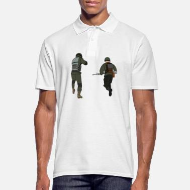 Militaire militaires - Polo Homme